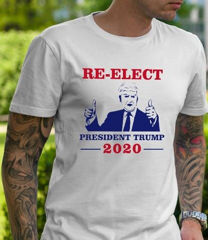 Trump for president 2020 Shirt