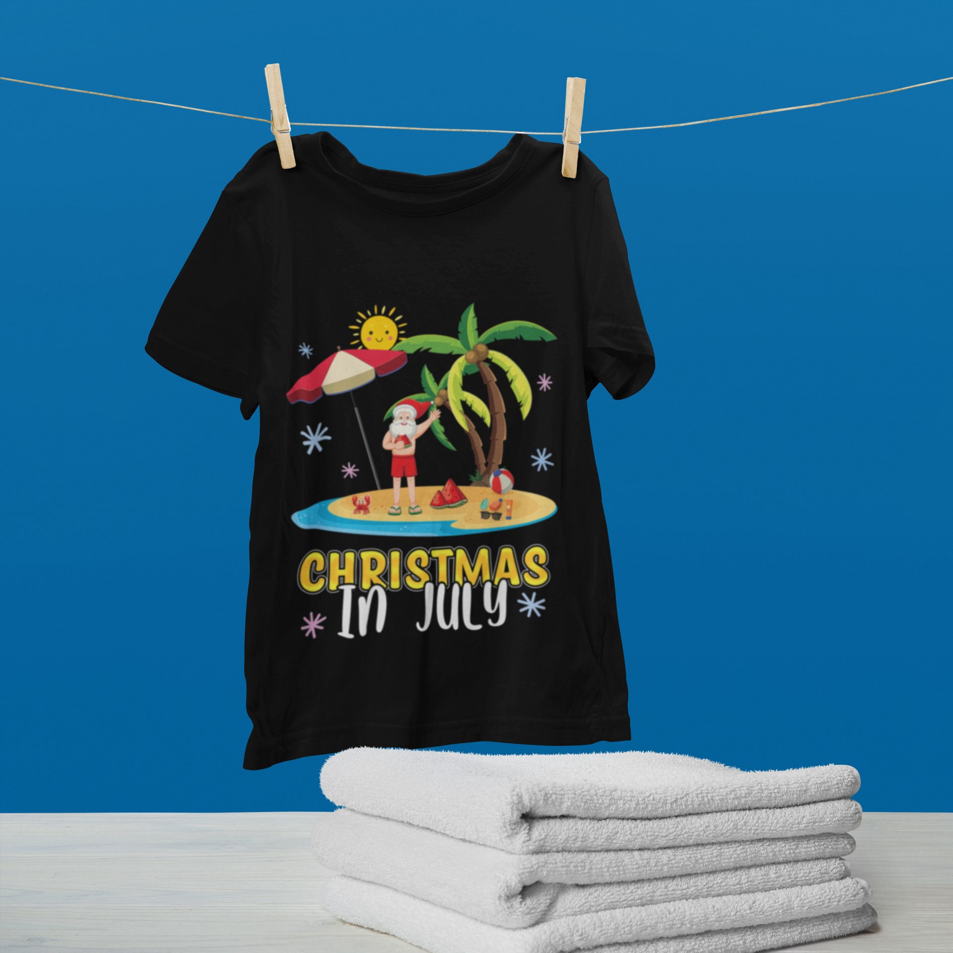 You are currently viewing Christmas in July 25: Why Should Buy Latest T Shirt?